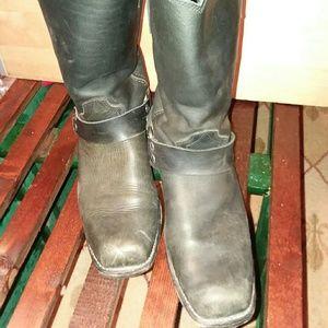 Mens DURANGO HARNESS boots